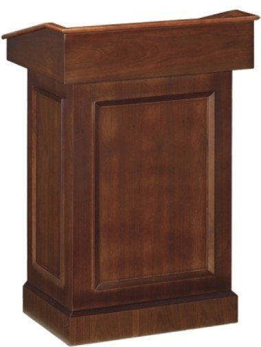 Wooden Rostrum
